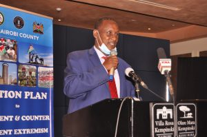 LAUNCH: Nairobi County Action Plan To Prevent & Counter Extremism