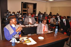 Nairobi County Engagement Forum OKR & Mainstreaming Workshop