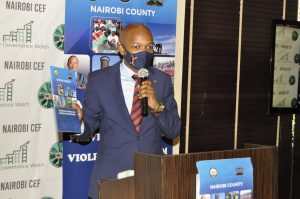 High Level Forum for National and County Government Heads of Relevant Departments towards the Implementation of Nairobi County Action Plan (CAPS)