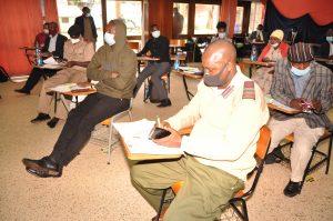 Nairobi County Citizen Engagement Forum PCVE Training